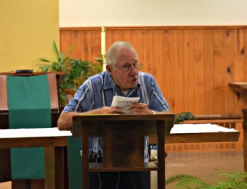 Lenten Formation Opportunity & Refugee Ministry Update!