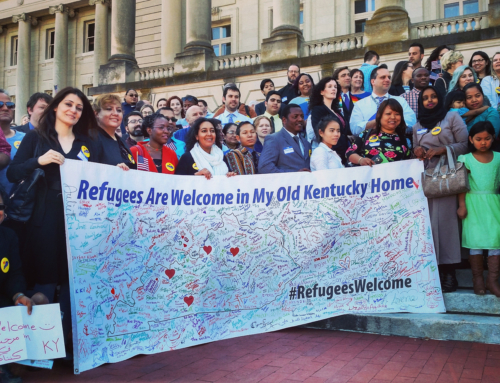 Call to Action – Refugee and Immigration Day at the Capitol