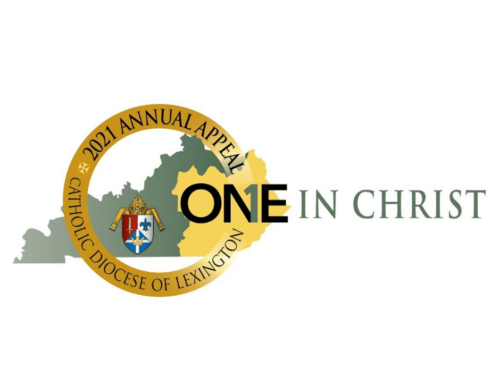 Support Our Diocesan Annual Appeal