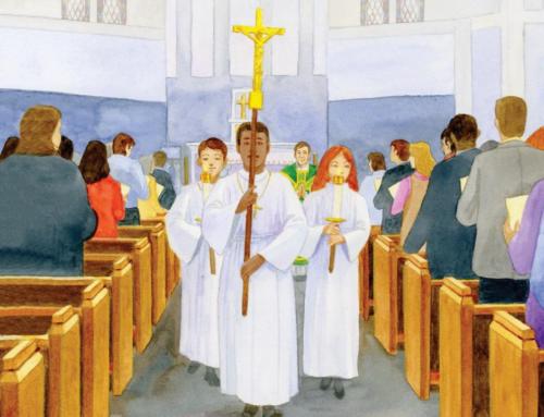 Paul Turner on The Mass